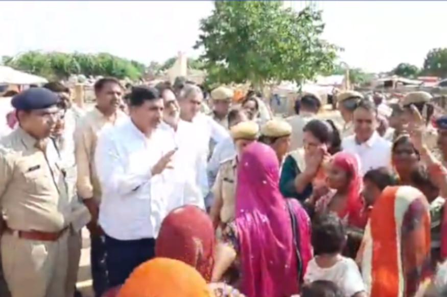 harish choudhary, nagaur news