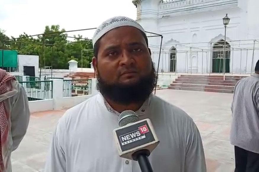 maulana ikramuddin jama masjid banda