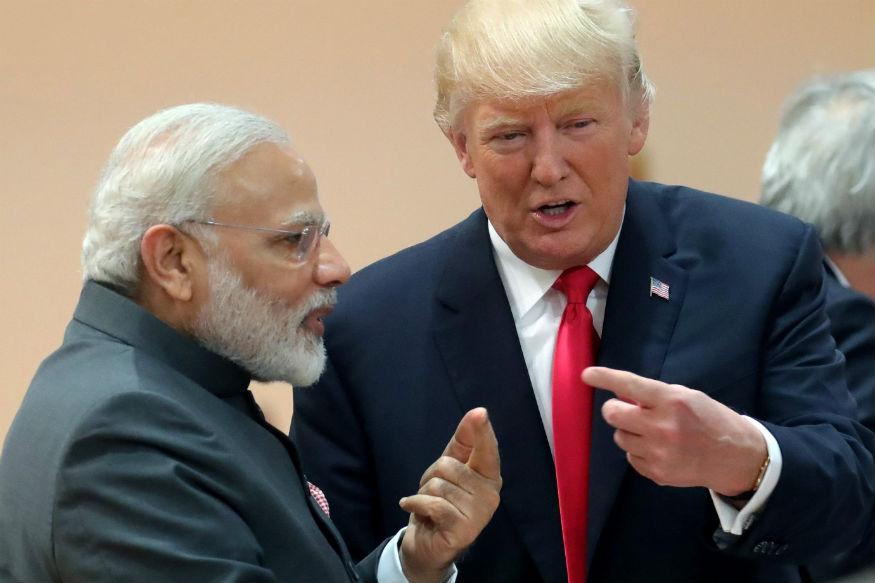 Narendra Modi, Donald Trump, America, India, G-7 Summit, Kashmir, Jammu and Kashmir, Article 370