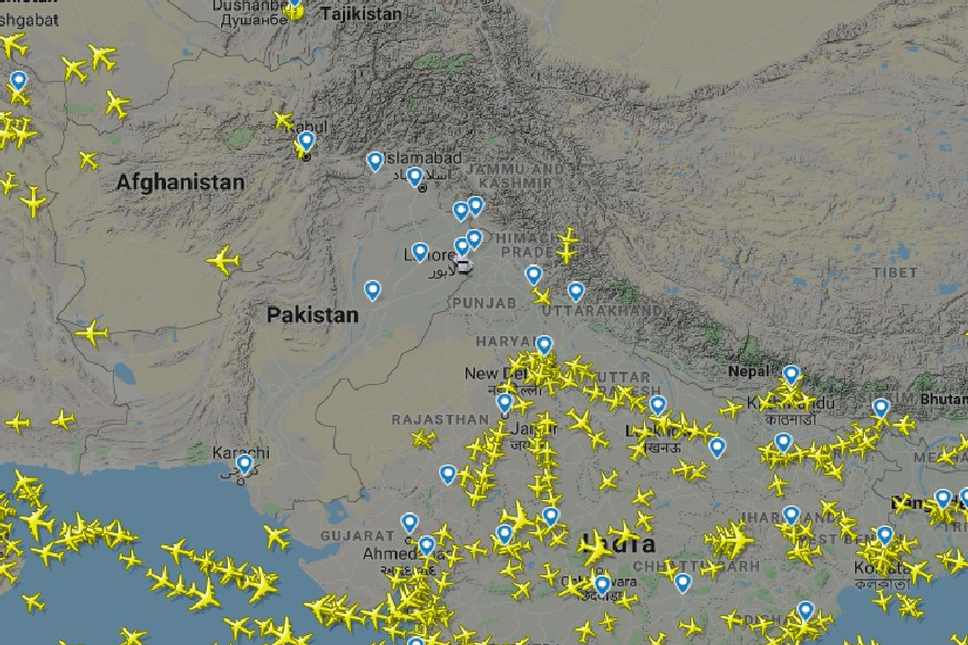 pakistan airspace closure for india what will pak get and how its affect to indian airlines pakistan airspace closure for india what will pak get and how its affect to indian airlines