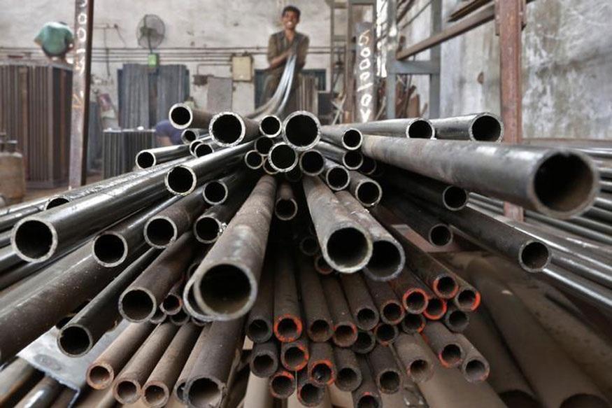 स्टील पाइपों और ट्यूब्स पर पांच साल के लिए प्रतिपूरक शुल्क
