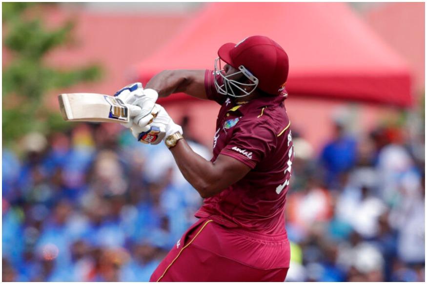 कायरन पोलार्ड ने टी20 इंटरनेशनल में सिर्फ तीन ही अर्धशतक लगाए हैं. भारत के खिलाफ उन्होंने पहली बार टी20 अर्धशतक जमाया है.