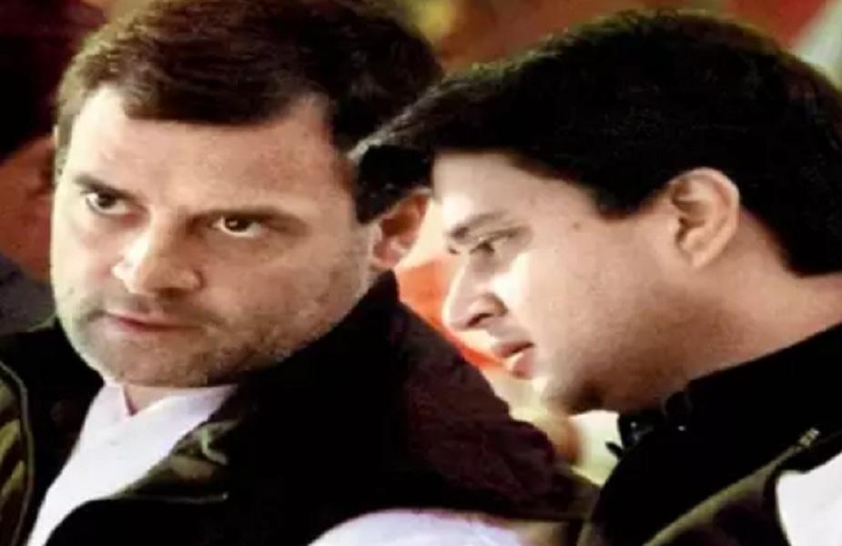 राहुल गांधी के करीबी होने के बावजूद ज्योतिरादित्य सिंधिया नहीं बन पाए मुख्यमंत्री (फाइल फोटो)