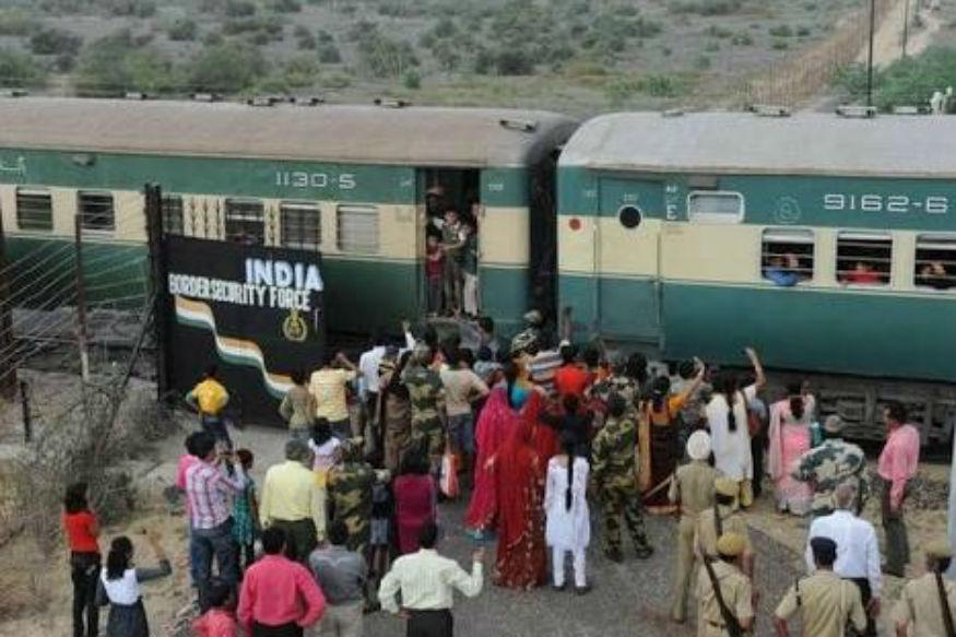 Pakistan, Samjhauta Express