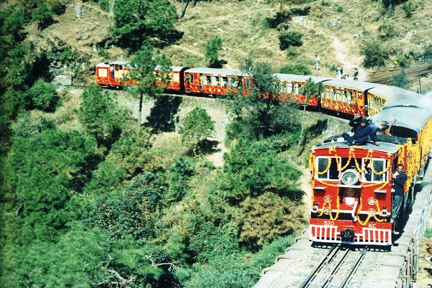 Shimla - कम हो सकती है कालका से शिमला की दूरी
