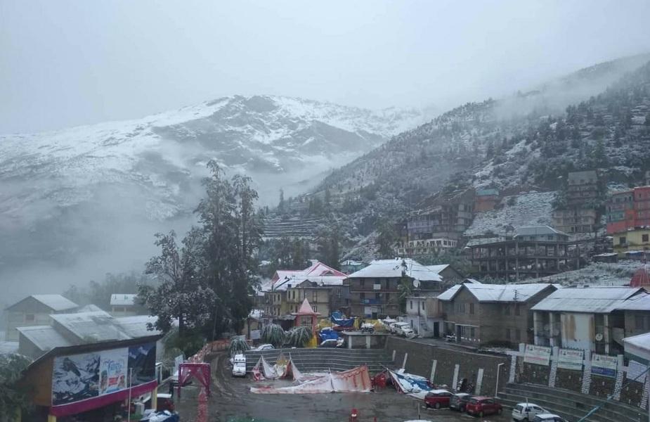 snowfall-हिमपात