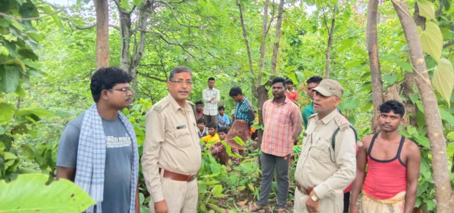 chhattisgarh, surajpur, elephant attack,elephant attack in surajpur,elephant attack in chhattisgarh,Elephant brutally crushed people, छत्तीसगढ़, सुरजपुर, हाथी का हमला, एलिफेंट अटैक, हाथी के हमले से मौत,सूरजपुर में हाथी के हमले से मौत, हाथी ने मारा