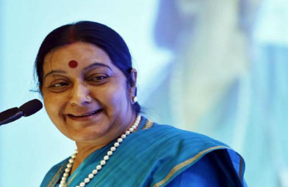 दिल्ली की पहली महिला मुख्यमंत्री थीं सुषमा स्वराज(फाइल फोटो)