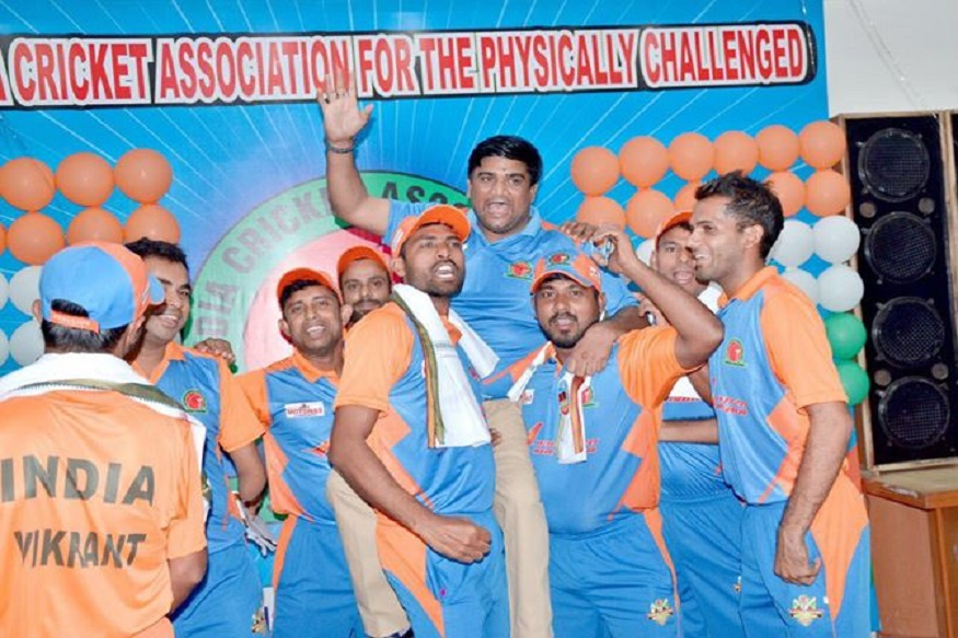 india pakistan cricket, physical disability t20 world series, wasim khan, jammu kashmir, article 370, इंडिया, पाकिस्तान, इंडिया पाकिस्तान क्रिकेट, जम्मू कश्मीर, आर्टिकल 370, वसीम खान, रवि चौहान, ravi chauhan