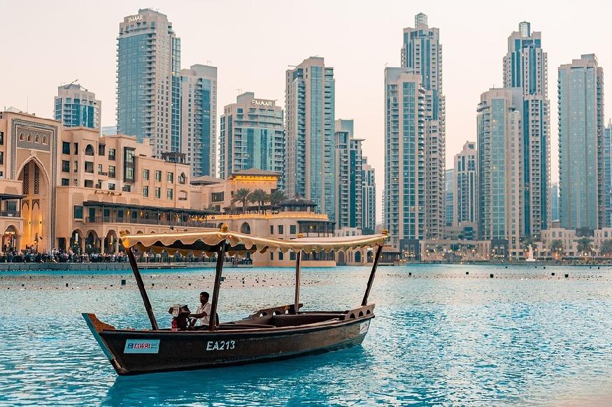pm modi in uae united arab emirates has maximum number of nri know how close both countries are