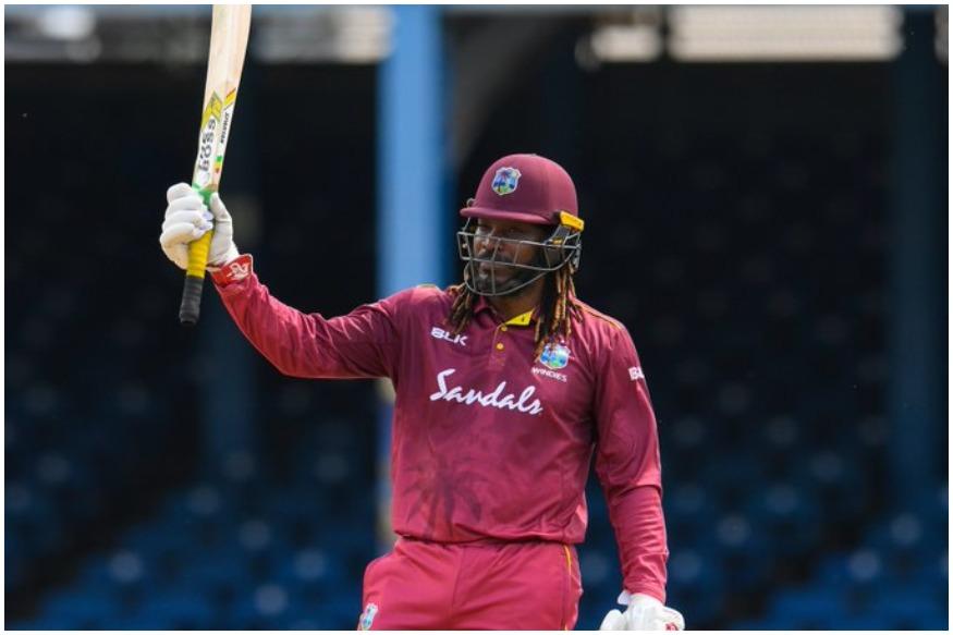 India Vs West Indies: त्रिनिडाड में खेले गए तीसरे वनडे में क्रिस गेल ने महज 30 गेंदों में अपना अर्धशतक पूरा किया