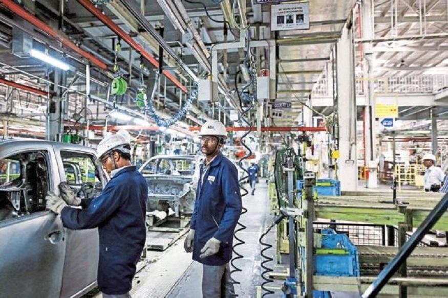 इकोनॉमी में सुस्ती के बीच राहत, जुलाई में IIP बढ़कर 4.3 फीसदी