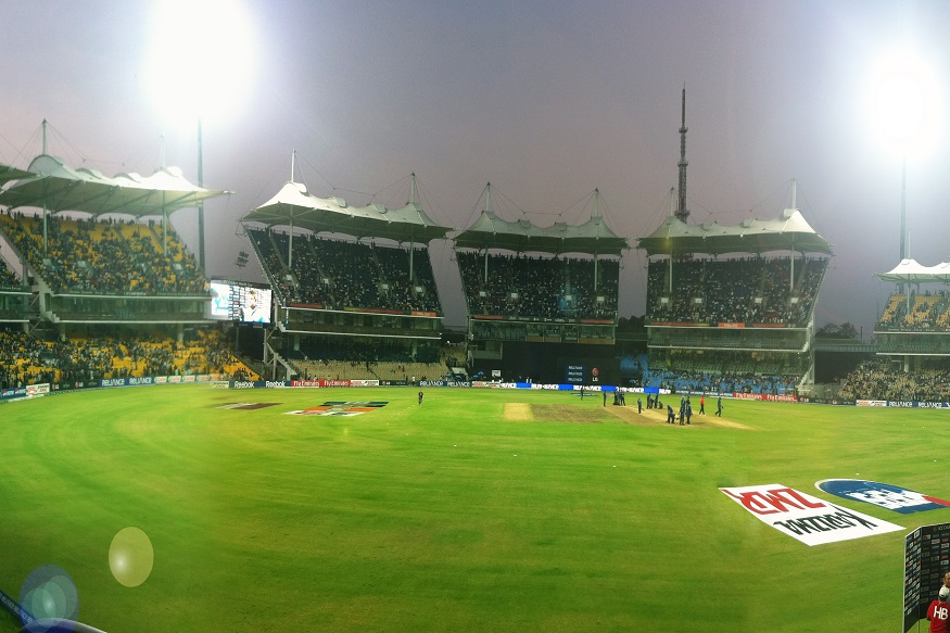 ternational cricket was held in India for the first time in December 1933 when the Gymkhana Ground in Bombay played host to the India-England Test match. The first ODI match in India was held at the Sardar Vallabhbhai Patel Stadium, Ahmedabad in 1981.