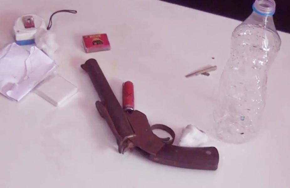 Revolver-देसी पिस्तौल