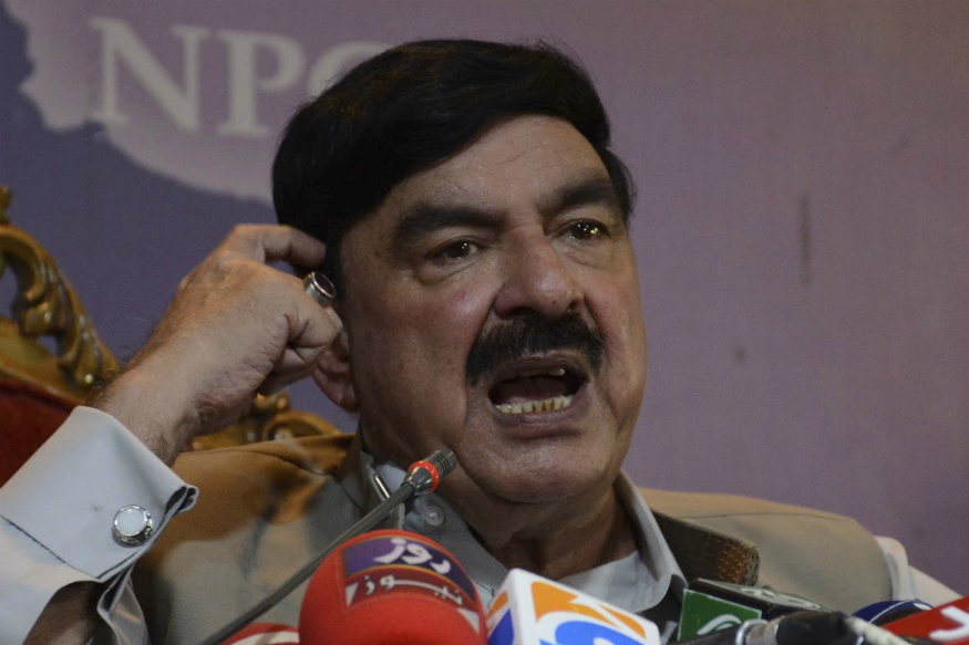 pakistan is preparing smart war against india by watching movie says rail minister sheikh rashid