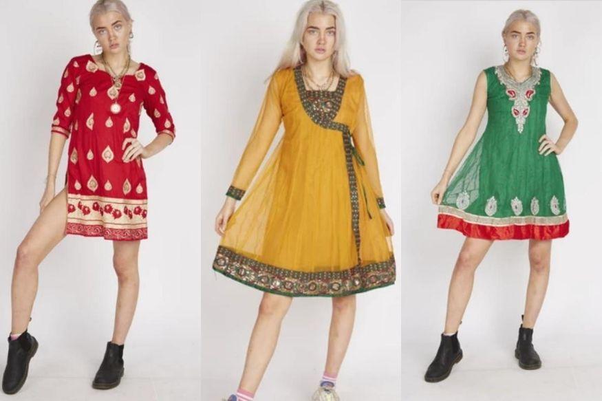 इंडियन कुर्ते को बोहो ड्रेस कहकर बेच रहा था यह यूके ब्रैंड