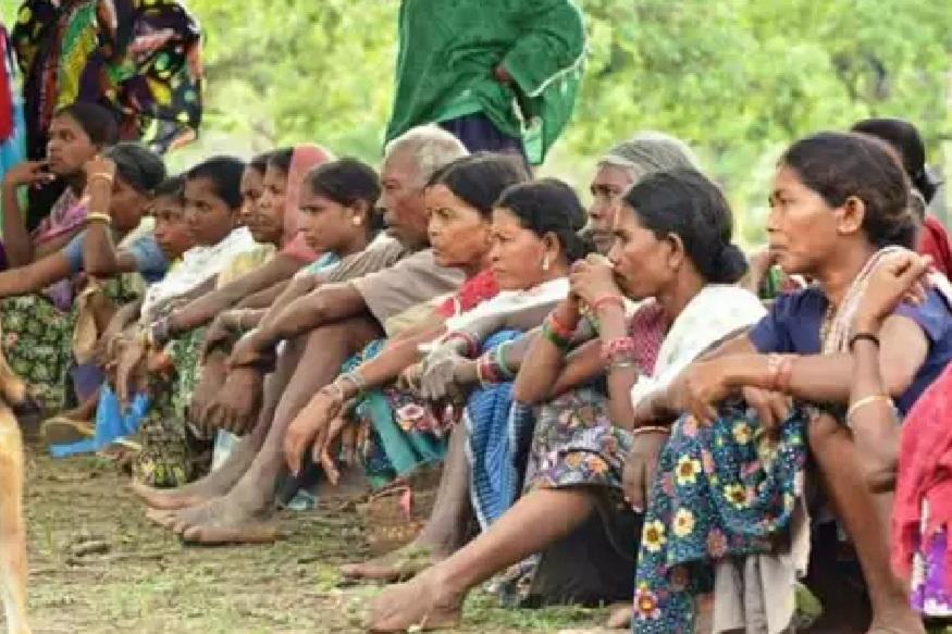 News - नियमों की अनदेखी कर आदिवासी ज़मीनों का नामांतरण किया गया