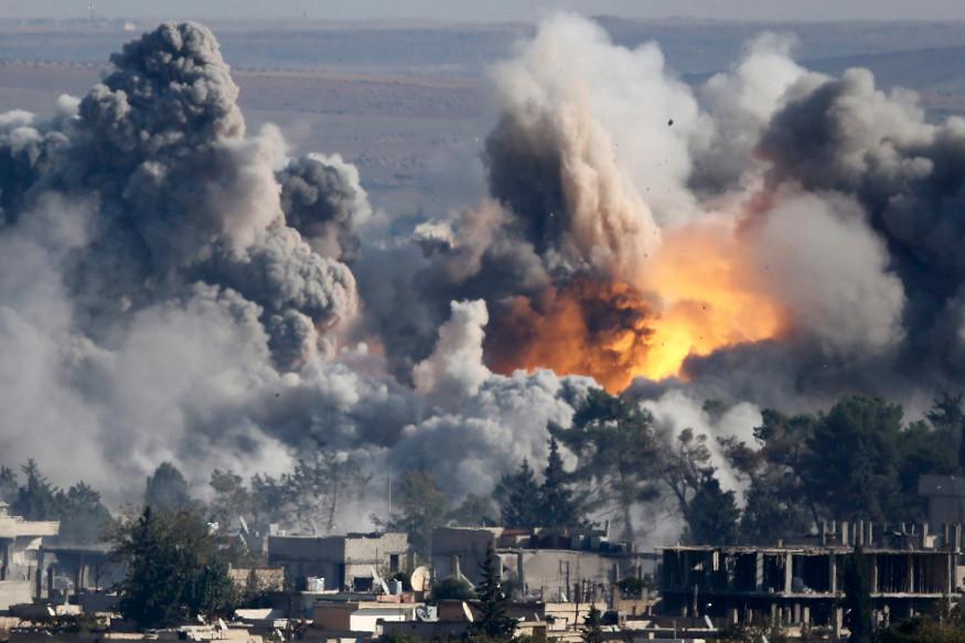America, Iraq, Air Strike, Terrorists, Islamic State,