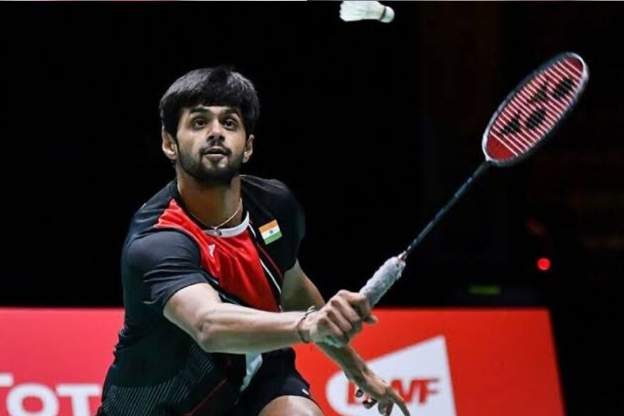 b sai praneeth, badminton news, china open, china open 2019
