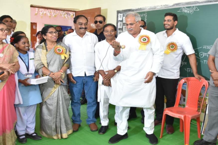 chhattisgarh, Bhupesh Baghel