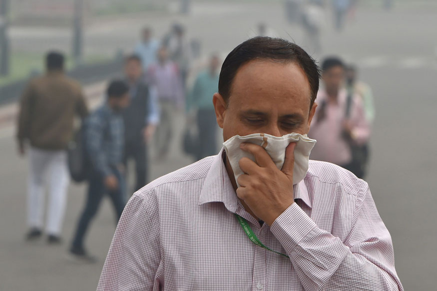 odd even scheme success rate in delhi its impact on air pollution pm 2 5 study