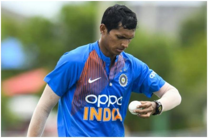टेस्ट टीम में जगह नहीं मिलने के बाद नवदीप सैनी ने दिया बड़ा बयान