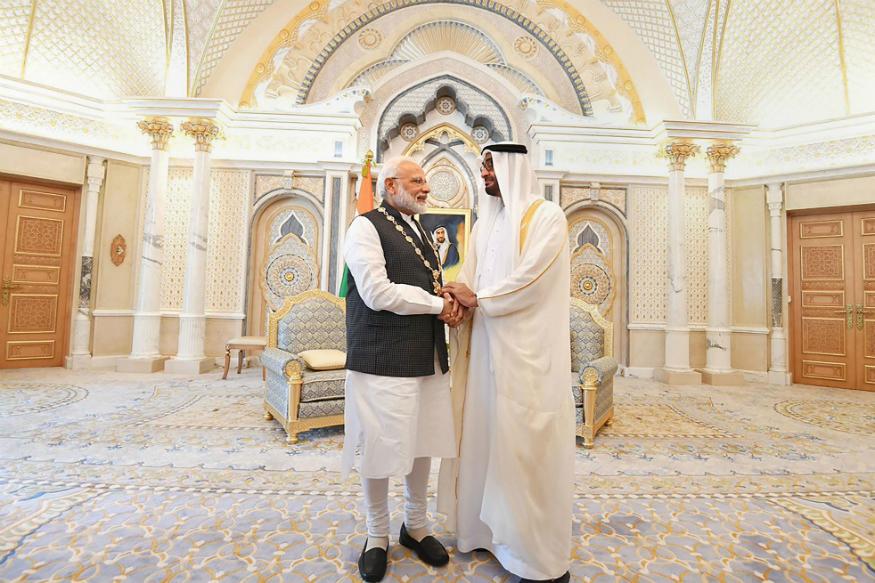 pm modi international award list top global awards conferred on narendra modi after 2014