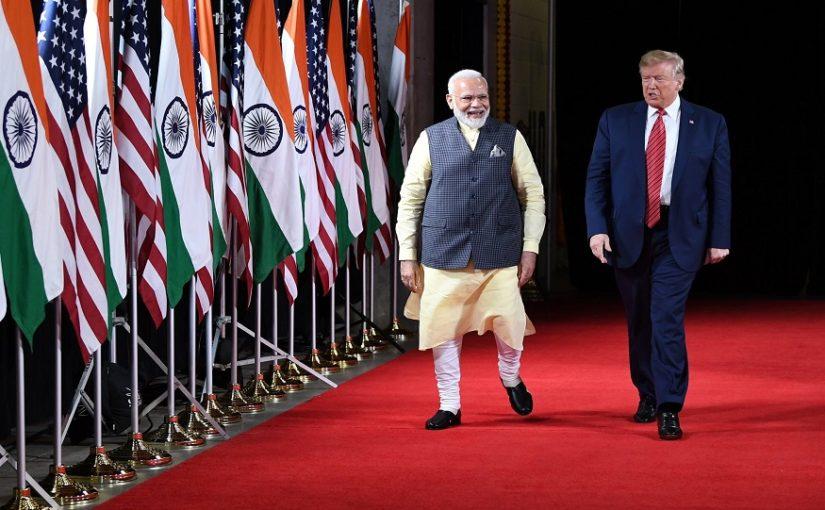 ...जब बिना तय कार्यक्रम के PM मोदी का भाषण सुनने UN पहुंच गए ट्रंप