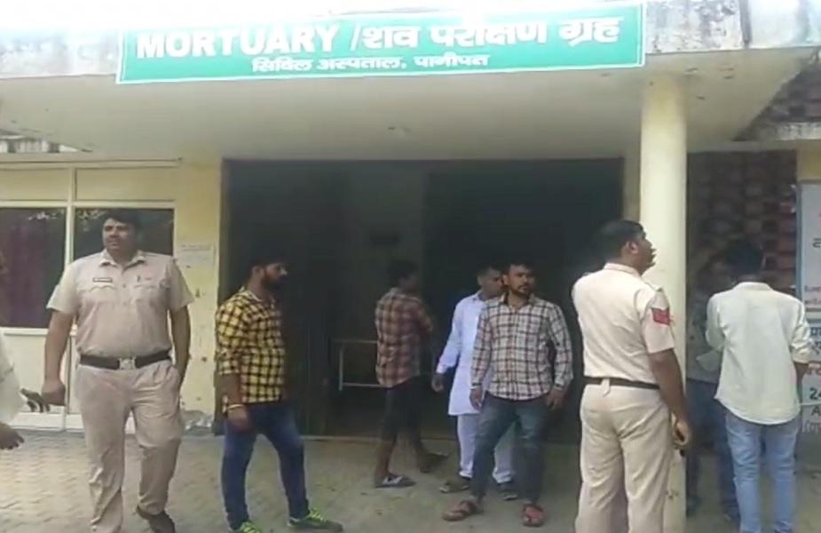 परिजनों की शिकायत पर अज्ञात युवकों के खिलाफ पुलिस ने मामला किया दर्ज