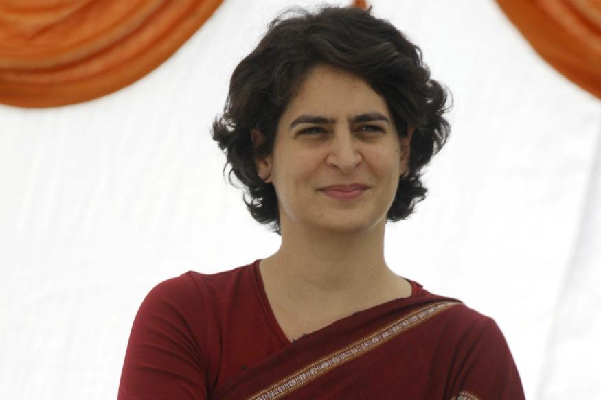 प्रियंका ने ट्वीट किया क्रिकेट मैच का वीडियो, साधा वित्त मंत्री पर निशाना