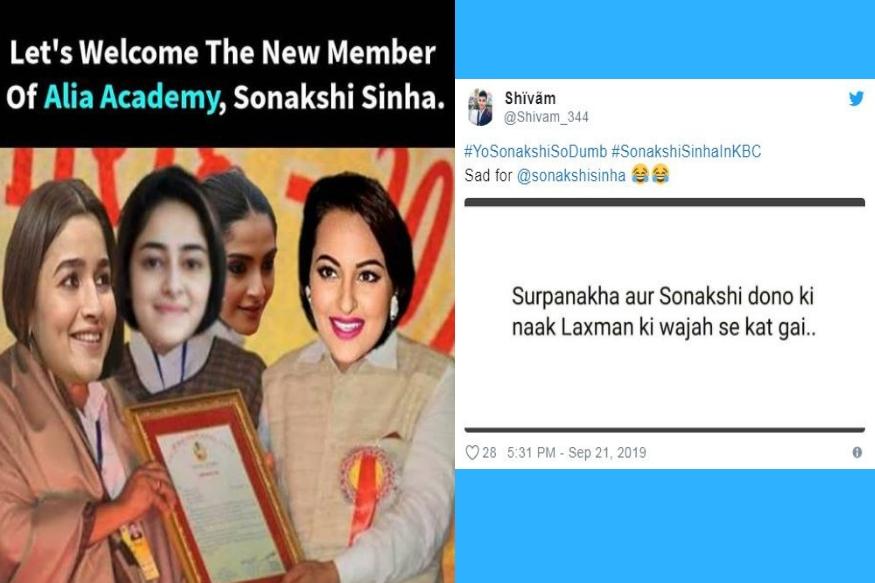 sonakshi sinha joke 2