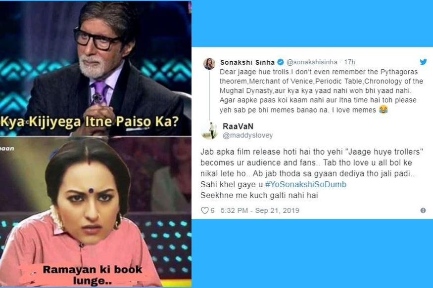 sonakshi sinha jokes