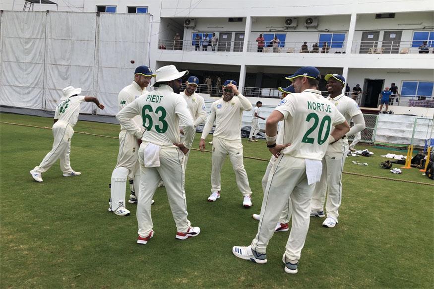 vernon philander, India vs South Africa, india vs south africa 2019, South Africa vs India, वर्नोन फिलेंडर, इंडिया साउथ अफ्रीका सीरीज, इंडिया वस दक्षिण अफ्रीका टेस्ट