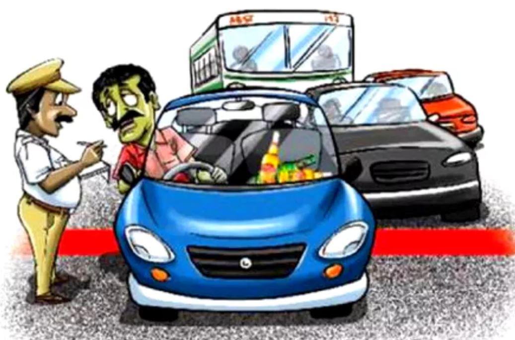 new motor vehicle act, new traffic act, new traffic rules, avoid traffic penalty, where traffic penalty reduced, नया मोटर व्हीकल एक्ट, नया ट्रैफिक एक्ट, नए ट्रैफिक नियम, ट्रैफिक जुर्माने से कैसे बचें, ट्रैफिक जुर्माना कहां घटा