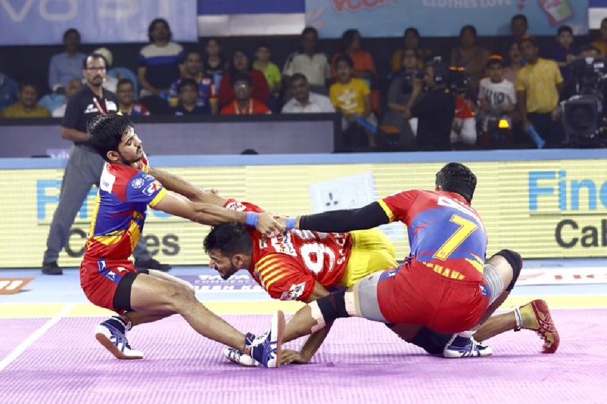 Pardeep Narwal, Pro Kabaddi League, Patna Pirates परदीप नरवाल, प्रो कबड्डी लीग,