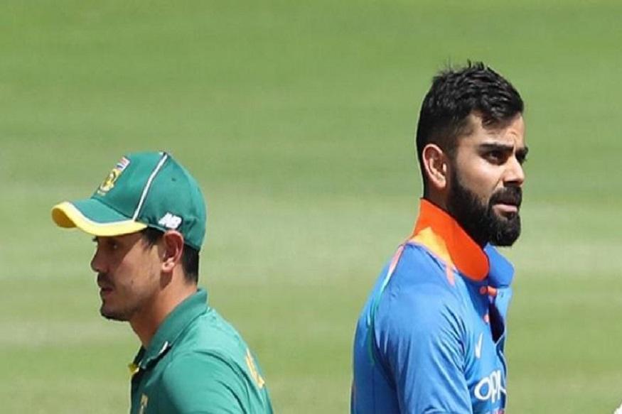 विराट की टीम के लिए बड़ा खतरा है दक्षिण अफ्रीका,सामने आते ही हो जाता है 'पंगा'