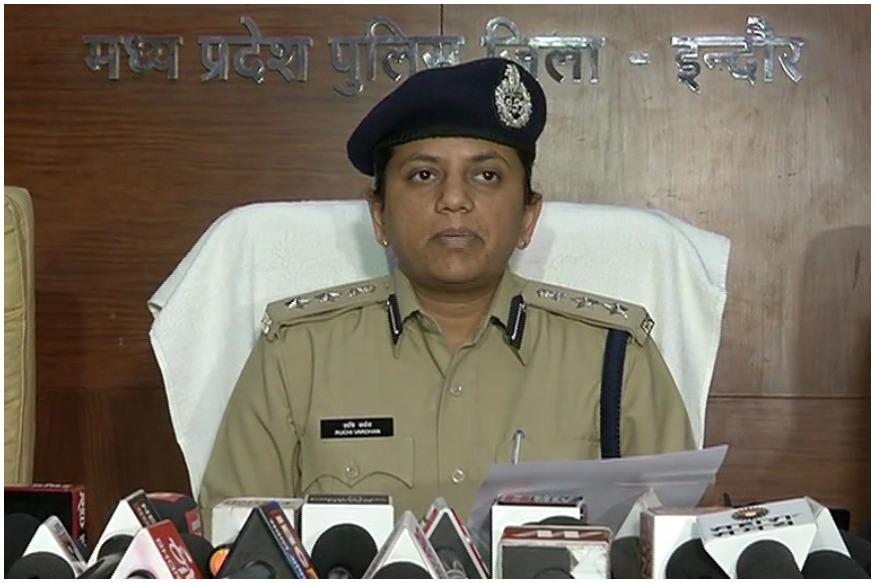 इंदौर पुलिस, Indore Police, Hotel Golden Gate, Kamal Nath Government, होटल गोल्डन गेट, कमलनाथ सरकार