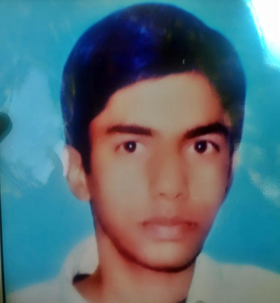 लापता परमजीत सिंह. (FILE Photo)