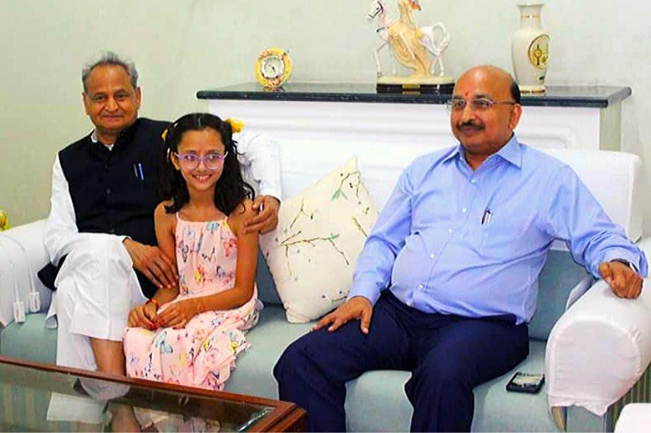 rajasthan chief secretary