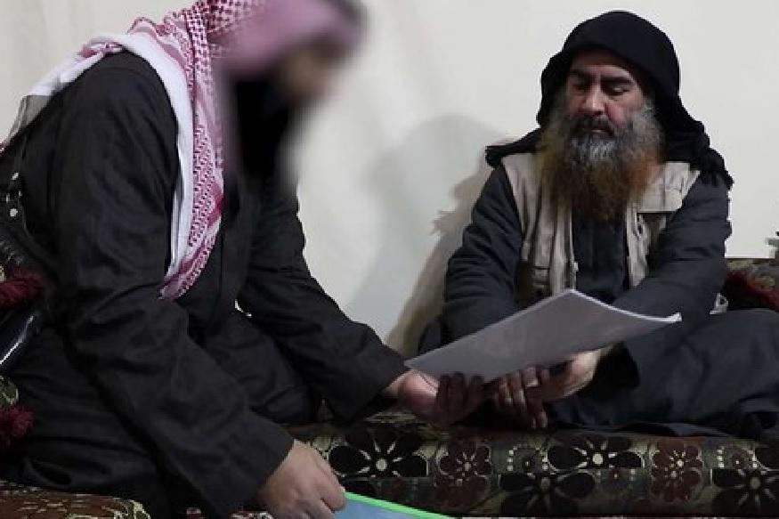 america, Abu Bakr Al Baghdadi,operation kayla mueller, Baghdadi killed, Syria,donald trump,isis, Baghdadi video, Baghdadi killed opration, अबू बकर-अल बगदादी, अमेरिका, ऑपरेशन कायला मुलर, डोनाल्ड ट्रंप, बददादी वीडियो