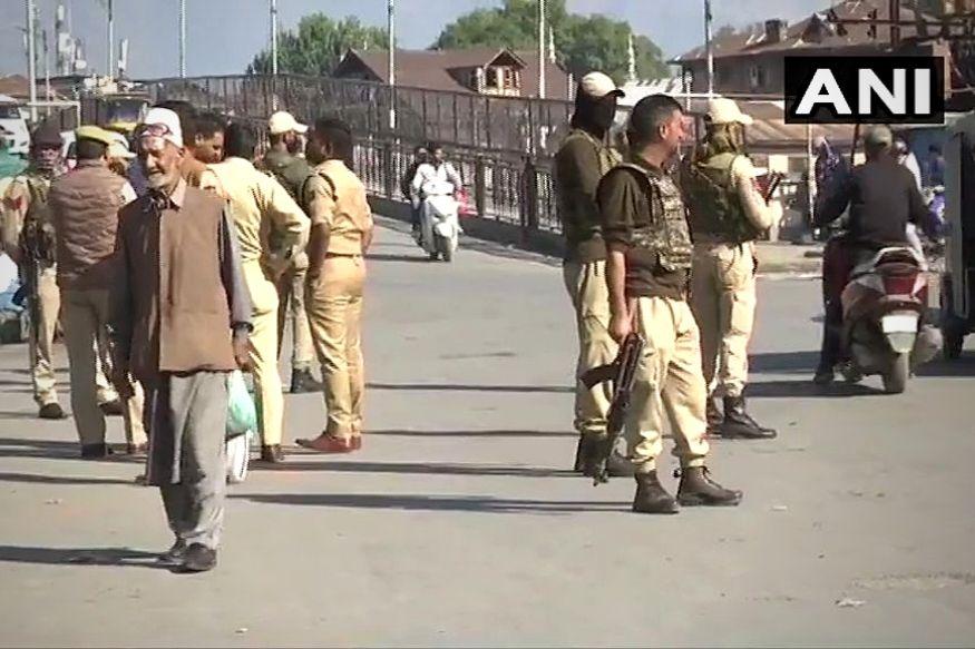 श्रीनगर के लालचौक के पास आतंकियों ने किया ग्रेनेड अटैक, कम से कम पांच घायल
