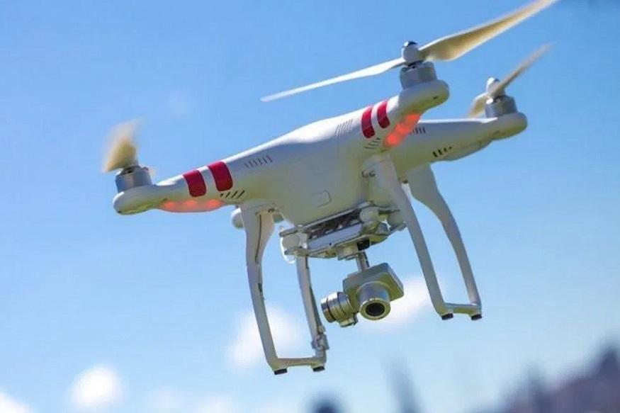 पठानकोट में फिर दिखा पाकिस्तानी ड्रोन, पुलिस ने शुरू किया सर्च ऑपरेशन