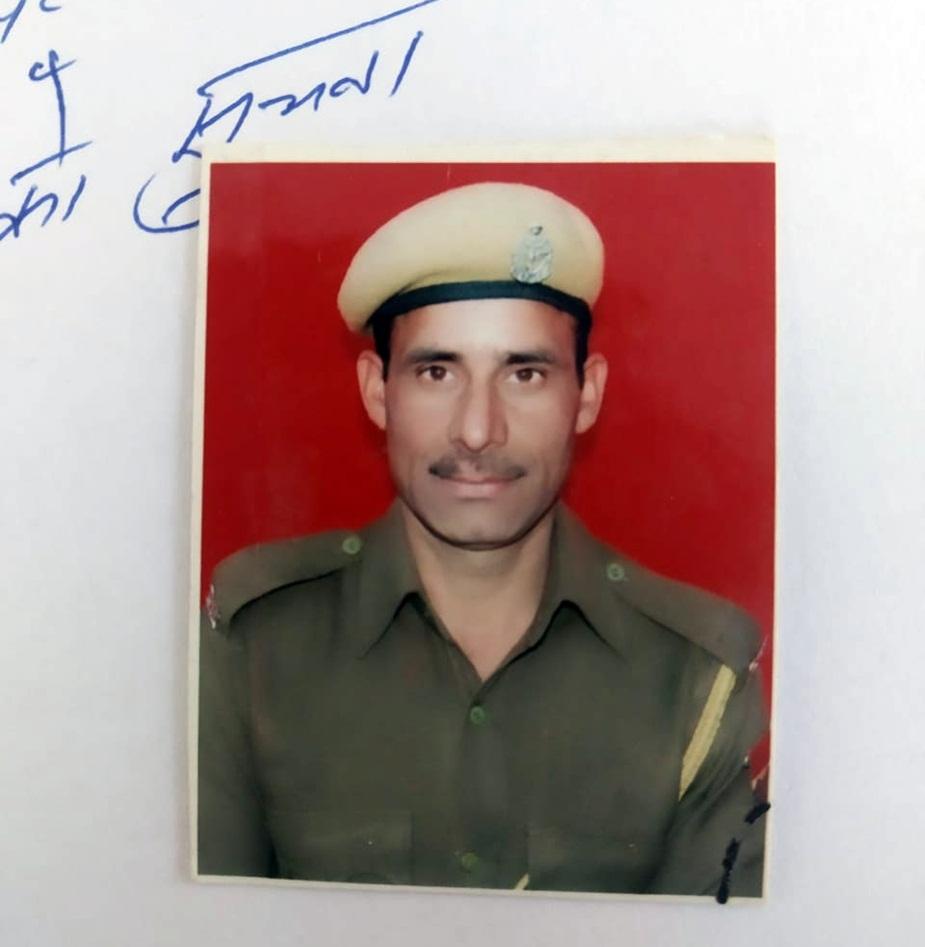 मृतक राम आसरा. (File Photo)
