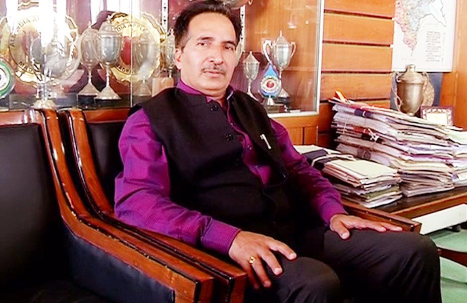 Dr. Manohar Lal Dheeman