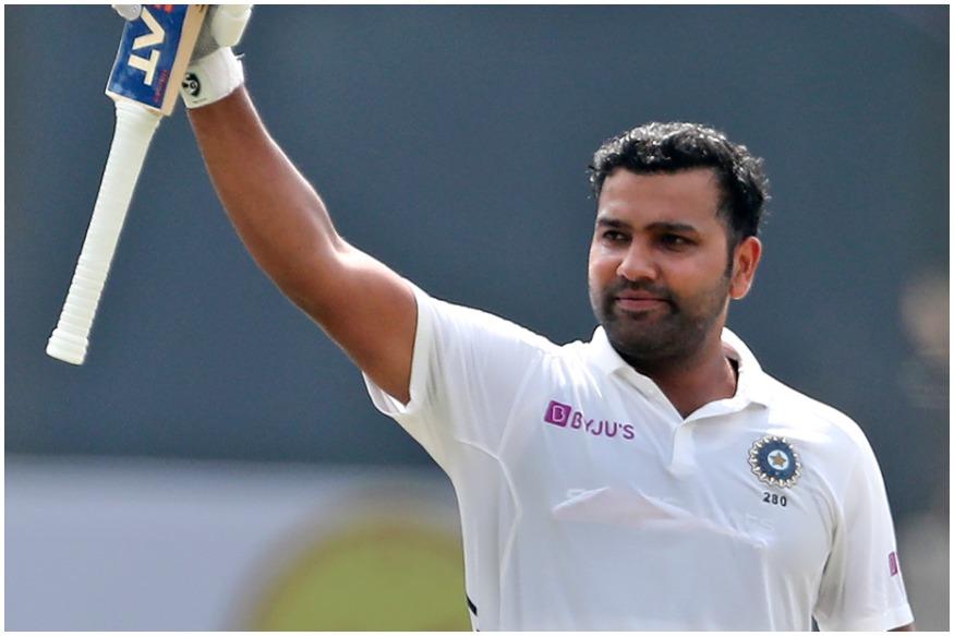 साउथ अफ्रीका के खिलाफ 529 रन ठोकने के बाद रोहित शर्मा ने पहली बार आईसीसी टेस्ट रैंकिंग में टॉप 10 में जगह बनाई