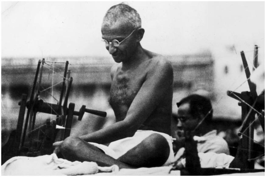 Manchester, Mahatma Gandhi, India, UK, Manchester University, social media, racist