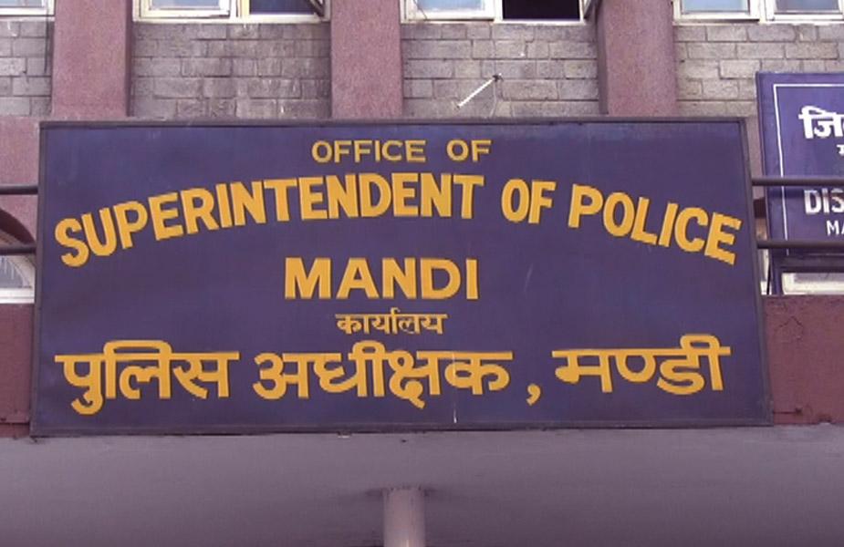 Mandi police