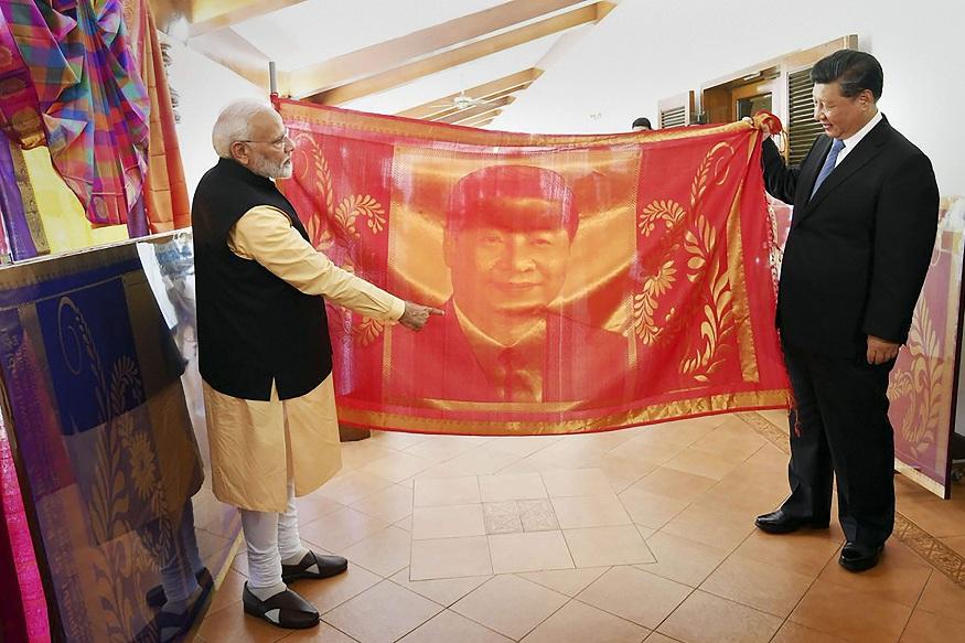 China, Narendra Modi, Xi Jinping, India,