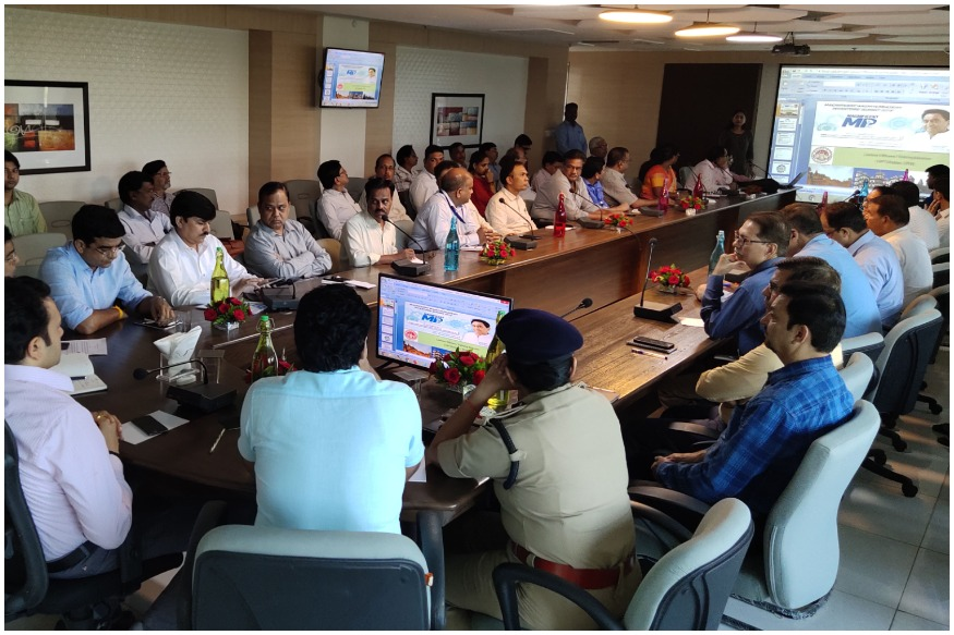 Magnificent MP Summit-Indore Power Supply Management