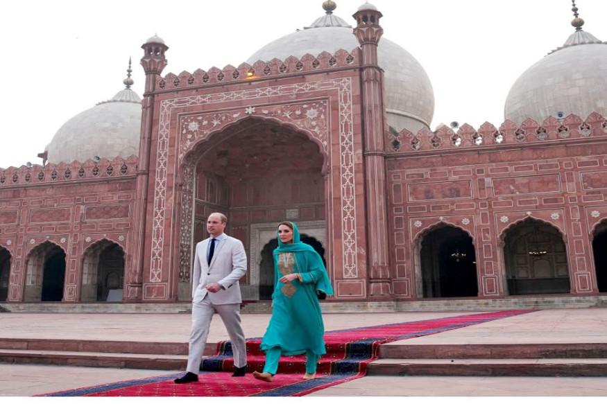 Pakistan, Britain, Prince William, Kate Middleton, Lahore, Islamabad, storm